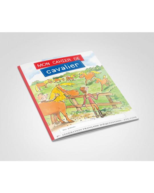 Cahier de cavalier  (Lot de 30)