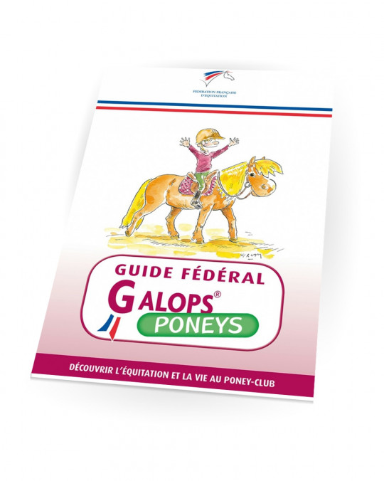 Guide Fédéral Galop® Poneys