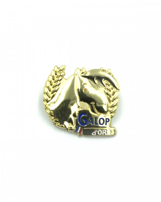 Insigne Galop® Or