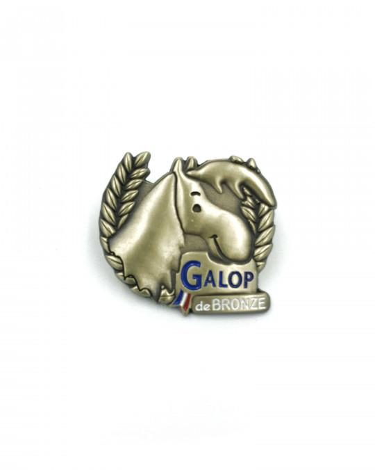 Insigne Galop® Bronze