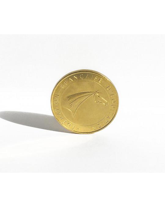 Médaille FFE   Monnaie de Paris
