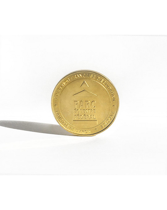 Médaille FFE   Monnaie de Paris NOUVEAU MODÈLE