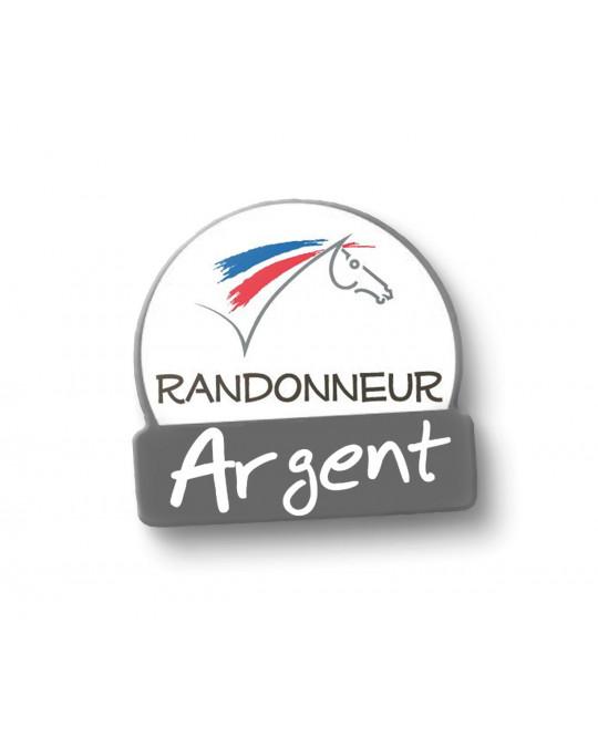 Insigne Randonneur d'Argent