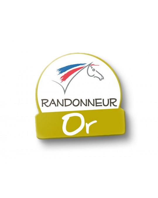 Insigne Randonneur d'Or